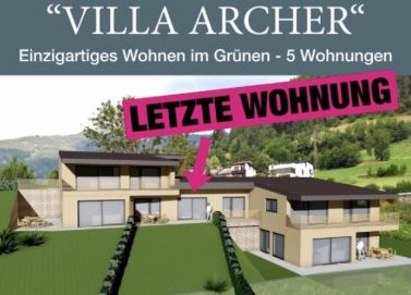 """Villa Archer"" Projekt in Flains bei Wiesen"