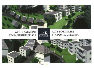"Progetto""Alte Postgasse"" a Colle Isarco"